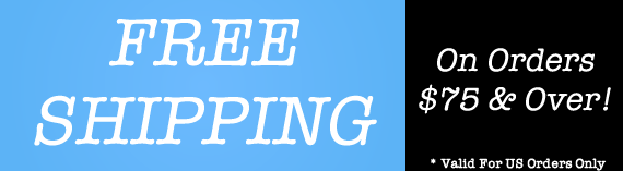 Free Shipping On Orders $75 & Over at Vinyl On The Wall