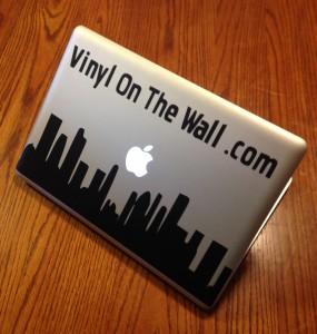 Laptop Vinyl Decal
